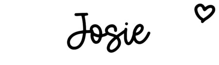 About the baby nameJosie, at Click Baby Names.com