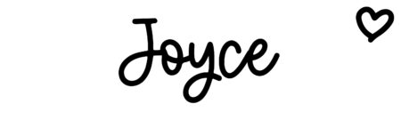 About the baby name Joyce, at Click Baby Names.com