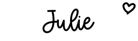 About the baby nameJulie, at Click Baby Names.com