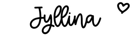 About the baby nameJyllina, at Click Baby Names.com