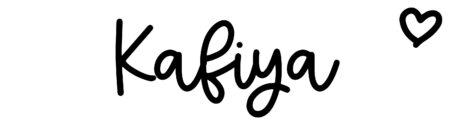 About the baby nameKafiya, at Click Baby Names.com