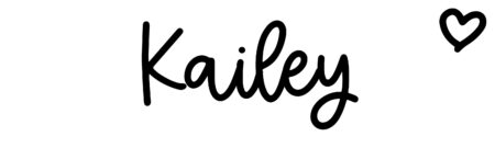 About the baby nameKailey, at Click Baby Names.com