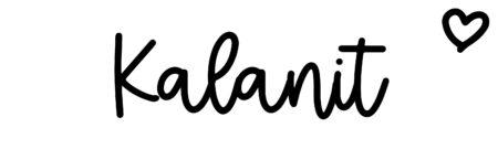About the baby nameKalanit, at Click Baby Names.com