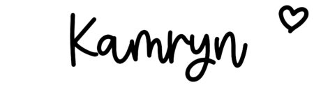 About the baby nameKamryn, at Click Baby Names.com