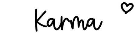 About the baby nameKarma, at Click Baby Names.com