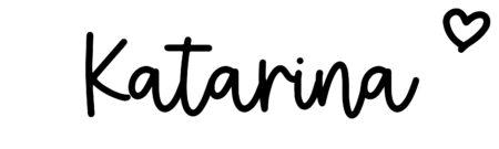 About the baby nameKatarina, at Click Baby Names.com