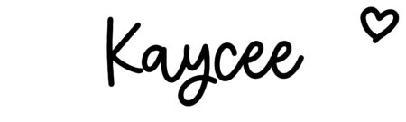 About the baby nameKaycee, at Click Baby Names.com