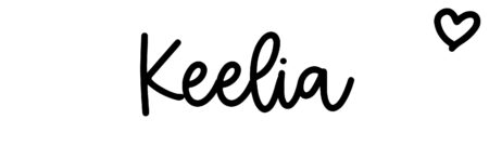 About the baby name Keelia, at Click Baby Names.com