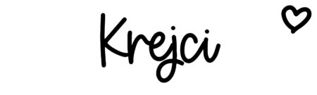 About the baby name Krejci, at Click Baby Names.com