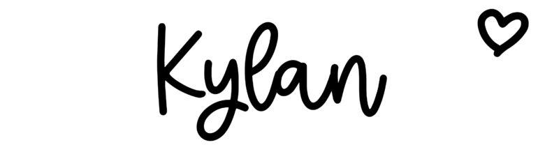About the baby nameKylan, at Click Baby Names.com