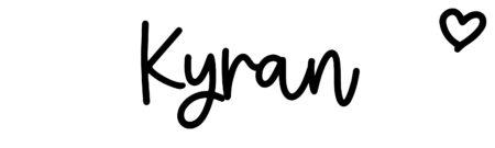 About the baby nameKyran, at Click Baby Names.com