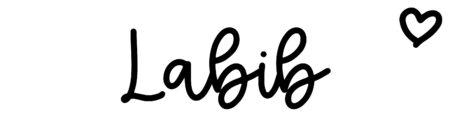 About the baby nameLabib, at Click Baby Names.com