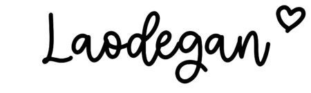 About the baby nameLaodegan, at Click Baby Names.com