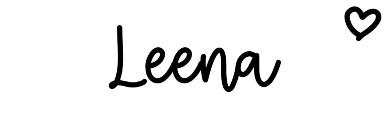 22+ Leena indian name meaning ideas in 2021