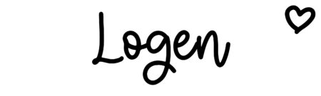 About the baby nameLogen, at Click Baby Names.com