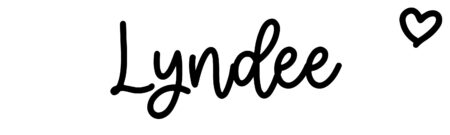 About the baby nameLyndee, at Click Baby Names.com