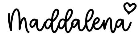 About the baby nameMaddalena, at Click Baby Names.com
