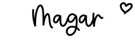 About the baby nameMagar, at Click Baby Names.com