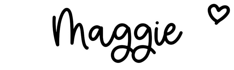 About the baby nameMaggie, at Click Baby Names.com