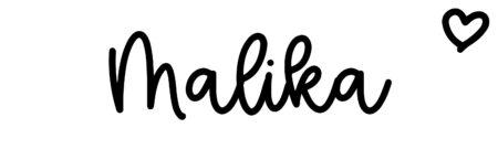 About the baby nameMalika, at Click Baby Names.com