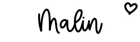About the baby nameMalin, at Click Baby Names.com