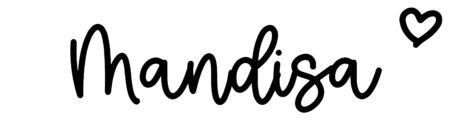 About the baby nameMandisa, at Click Baby Names.com