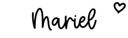 About the baby nameMariel, at Click Baby Names.com