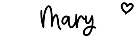 About the baby nameMary, at Click Baby Names.com