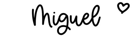 About the baby nameMiguel, at Click Baby Names.com