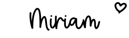 About the baby nameMiriam, at Click Baby Names.com