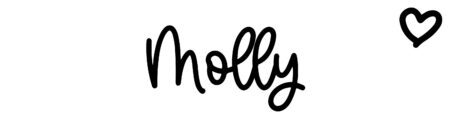 About the baby nameMolly, at Click Baby Names.com