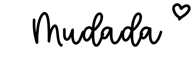 About the baby nameMudada, at Click Baby Names.com