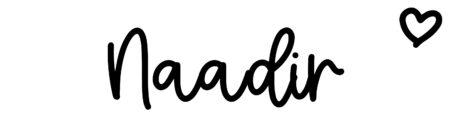 About the baby nameNaadir, at Click Baby Names.com