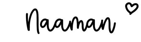 About the baby nameNaaman, at Click Baby Names.com