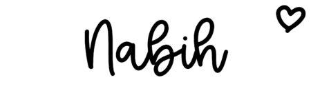 About the baby nameNabih, at Click Baby Names.com