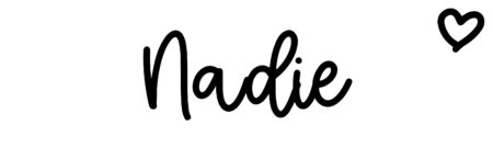 About the baby nameNadie, at Click Baby Names.com