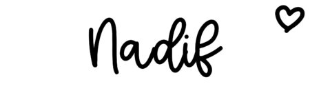 About the baby nameNadif, at Click Baby Names.com