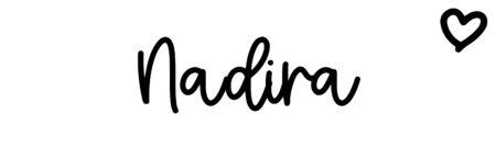 About the baby nameNadira, at Click Baby Names.com