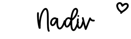 About the baby nameNadiv, at Click Baby Names.com