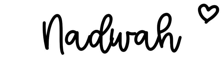 About the baby nameNadwah, at Click Baby Names.com