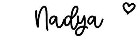 About the baby nameNadya, at Click Baby Names.com