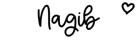 About the baby nameNagib, at Click Baby Names.com