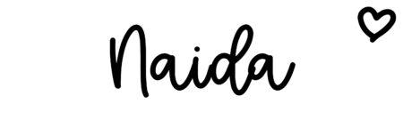 About the baby nameNaida, at Click Baby Names.com