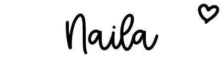 About the baby nameNaila, at Click Baby Names.com