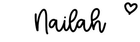 About the baby nameNailah, at Click Baby Names.com