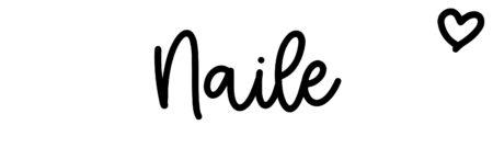 About the baby nameNaile, at Click Baby Names.com