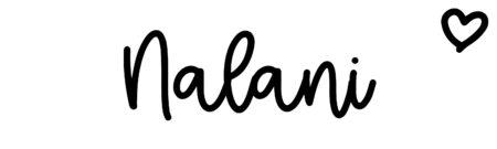 About the baby nameNalani, at Click Baby Names.com