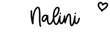 About the baby nameNalini, at Click Baby Names.com