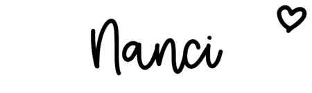 About the baby nameNanci, at Click Baby Names.com