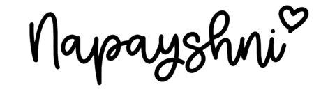 About the baby nameNapayshni, at Click Baby Names.com